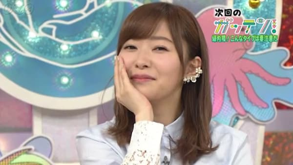 「ガッテン!」緑内障!こんなタイプは要注意だ 出演:指原莉乃(HKT48) [4/12 19:30~]