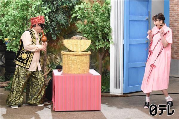 「世界まる見え!テレビ特捜部」ミステリークイズ2時間SP 出演:松井玲奈 [4/17 19:00~]