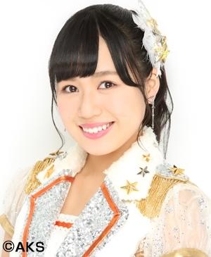 SKE48福士奈央、18歳の誕生日!  [1999年4月23日生まれ]