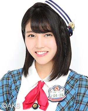 AKB48舞木香純、20歳の誕生日!  [1997年4月28日生まれ]