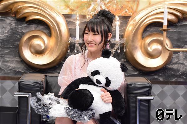 「有吉反省会」SKE48白井琴望がパンダのぬいぐるみの可愛がり方が怖すぎることを反省!  [4/29 23:30~]