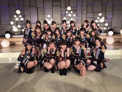「AKB48SHOW!」#146:AKB48 ♪ シュートサイン / なこみく ♪ となりのバナナ ほか [4/1 23:15~]