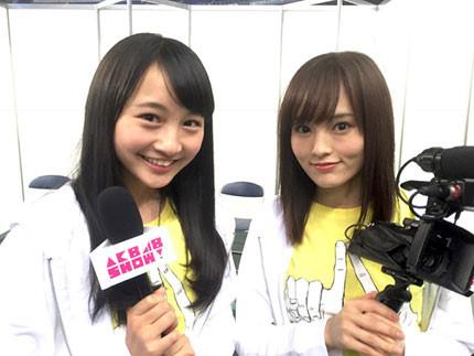 """「AKB48SHOW!」#152:NMB48""""誰かのために""""に潜入!特派員はメンバーがリレーで担当! [5/20 23:45~]"""