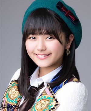 SKE48北野瑠華、18歳の誕生日!  [1999年5月25日生まれ]