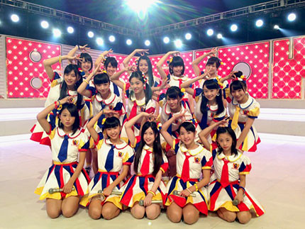 「AKB48SHOW! Re-mix」#2:チーム8スペシャル!番組初登場時の初々しい姿をもう1度! [5/27 23:45~]