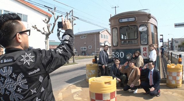 「笑神様は突然に… 2時間SP」鉄道BIG4 超豪華列車に奇跡の遭遇! 出演:松井玲奈 [5/1 21:00~]