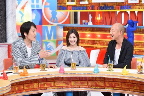 「Momm!!」出演:渡辺麻友(AKB48) * 千原ジュニアの音楽人生を紐解く!  [5/29 23:56~]