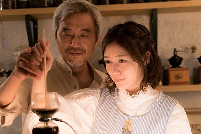 「サヨナラ、えなりくん」第6話:琥珀色の誘惑 ロマンスグレーのカフェオーナー * 主演:渡辺麻友(AKB48) [6/4 24:40~]