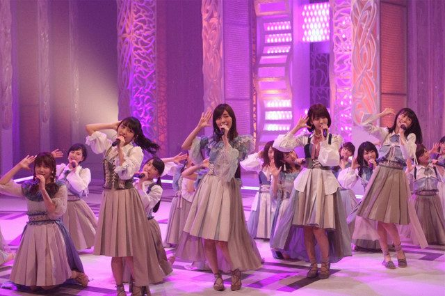 「MUSIC FAIR」出演:AKB48 ♪ 願いごとの持ち腐れ [6/3 18:00~]
