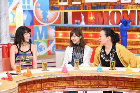 「Momm!!」出演:指原莉乃(HKT48) * 仲里依紗の音楽人生を紐解く!  [6/5 23:56~]