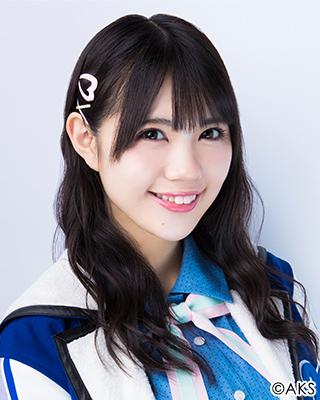HKT48田中優香、17歳の誕生日!  [2000年6月7日生まれ]