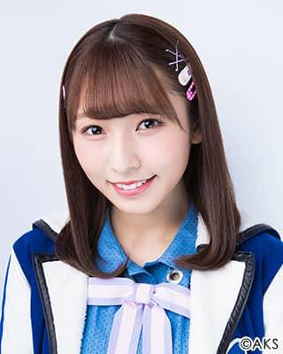 HKT48栗原紗英、21歳の誕生日!  [1996年6月20日生まれ]