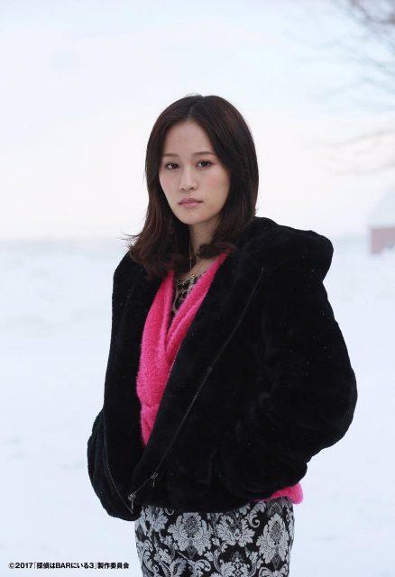 前田敦子、映画「探偵はBARにいる3」出演決定!売春組織に所属する謎の女子大生役!