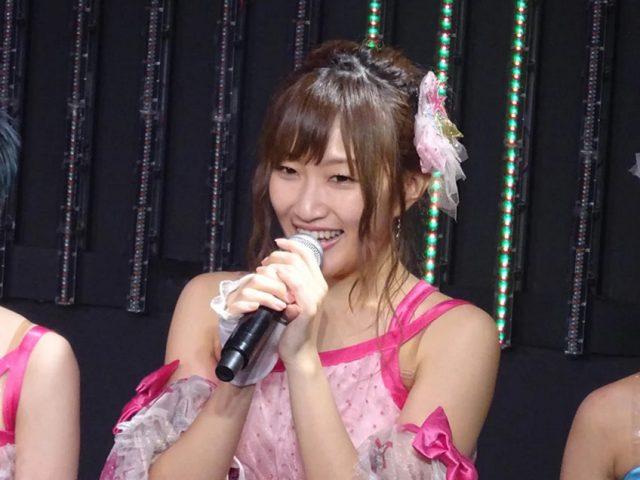 NMB48上枝恵美加、卒業を発表!