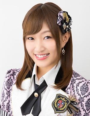 NMB48上枝恵美加、23歳の誕生日!  [1994年7月13日生まれ]