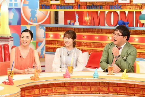 「Momm!!」出演:渡辺麻友(AKB48) * 女優・田中麗奈の音楽人生を紐解く!  [7/24 23:58~]