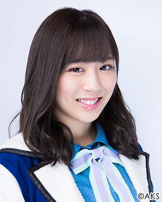 HKT48坂口理子、23歳の誕生日!  [1994年7月26日生まれ]