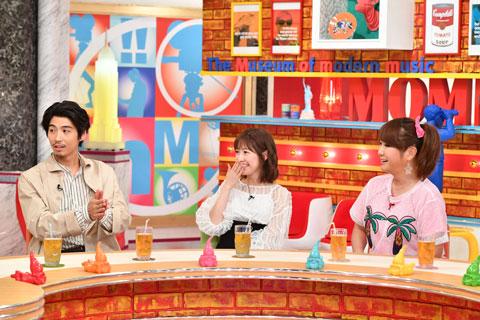 「Momm!!」出演:渡辺麻友(AKB48) * 賀来賢人の素顔に迫る!  [7/17 24:11~]
