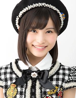 AKB48福岡聖菜、17歳の誕生日! [2000年8月1日生まれ]