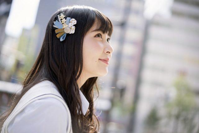 NMB48堀詩音「B.L.T. 2017年9月号」未掲載カット