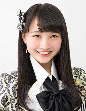 NMB48山本彩加、15歳の誕生日! [2002年8月6日生まれ]