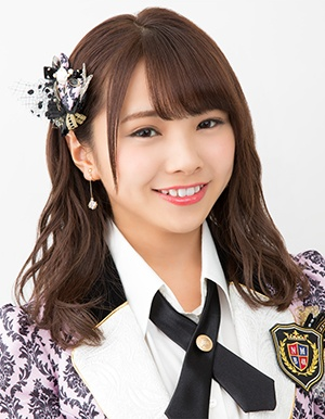NMB48磯佳奈江、24歳の誕生日!  [1993年8月9日生まれ]
