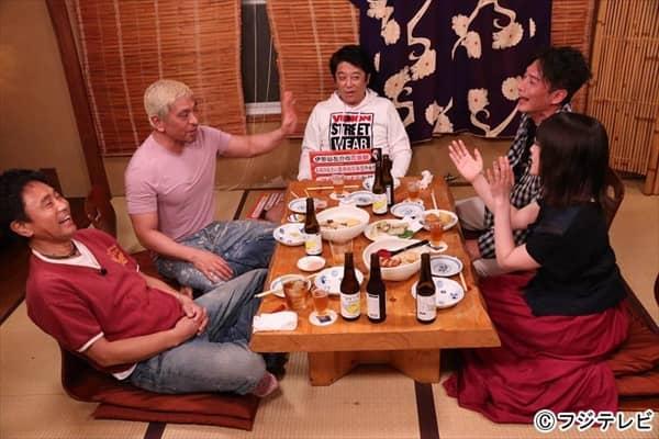 「ダウンタウンなう」出演:峯岸みなみ(AKB48) * 本音でハシゴ酒 [8/11 21:55~]
