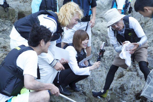 """「さし旅」""""海の生きもの""""マニアと巡る熱狂ツアー * 出演:指原莉乃(HKT48) [8/17 20:15~]"""