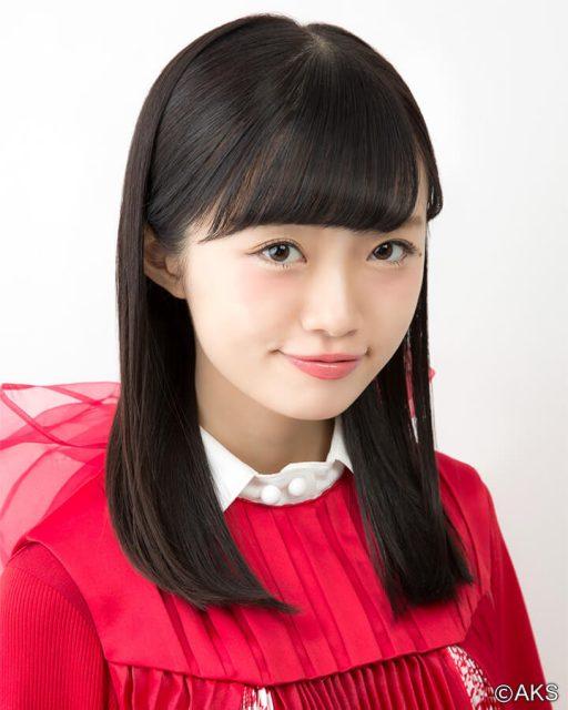 NGT48中井りか、20歳の誕生日! [1997年8月23日生まれ]