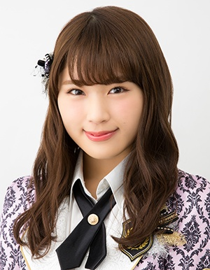 NMB48渋谷凪咲、21歳の誕生日! [1996年8月25日生まれ]