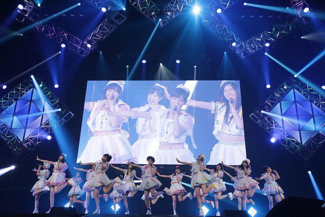 「スカパー!サマーフェス2017 〜アイドルだらけの夏祭り〜」出演:AKB48 Team8、NGT48 [8/26 18:30~]