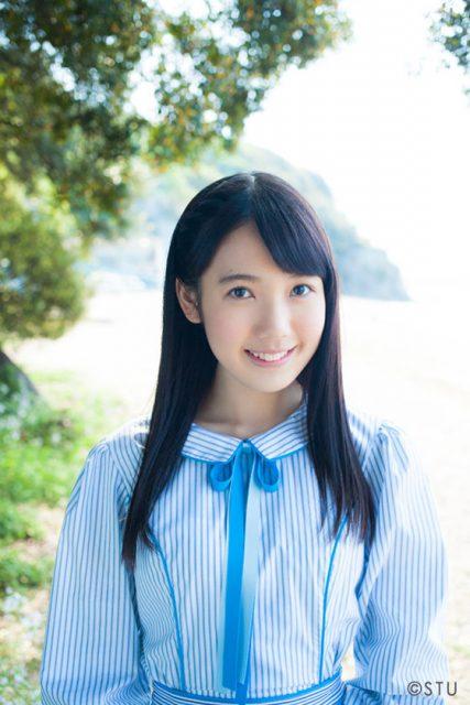 STU48門田桃奈、18歳の誕生日! [1999年8月26日生まれ]