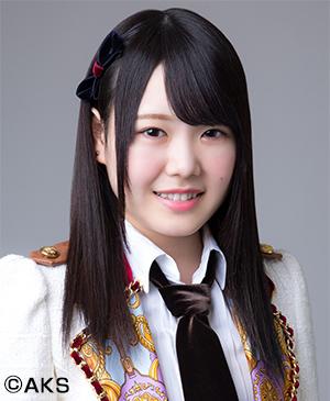 SKE48白雪希明、19歳の誕生日! [1998年8月30日生まれ]