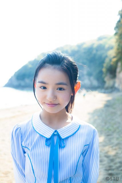 STU48峯吉愛梨沙、13歳の誕生日! [2004年9月2日生まれ]