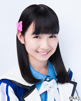 HKT48今村麻莉愛、14歳の誕生日! [2003年9月14日生まれ]