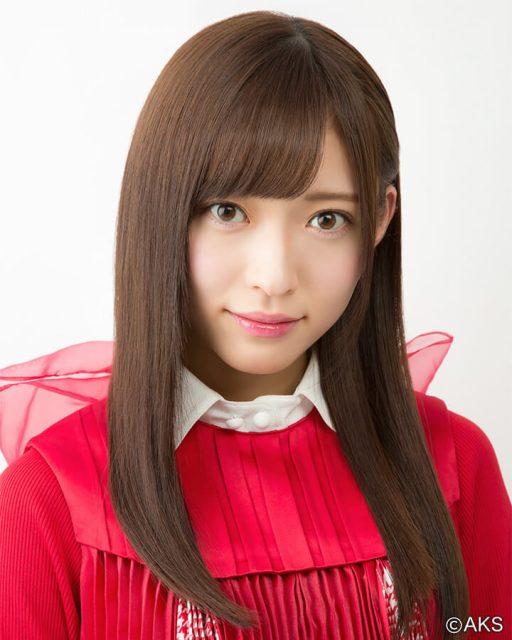 NGT48山口真帆、22歳の誕生日! [1995年9月17日生まれ]