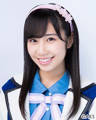 HKT48上野遥、18歳の誕生日! [1997年9月20日生まれ]