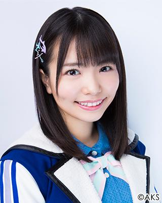 HKT48渕上舞、21歳の誕生日! [1996年9月21日生まれ]