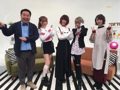 「東京暇人」出演:松井玲奈 * 人気声優スタジオ登場! [9/22 26:31~]
