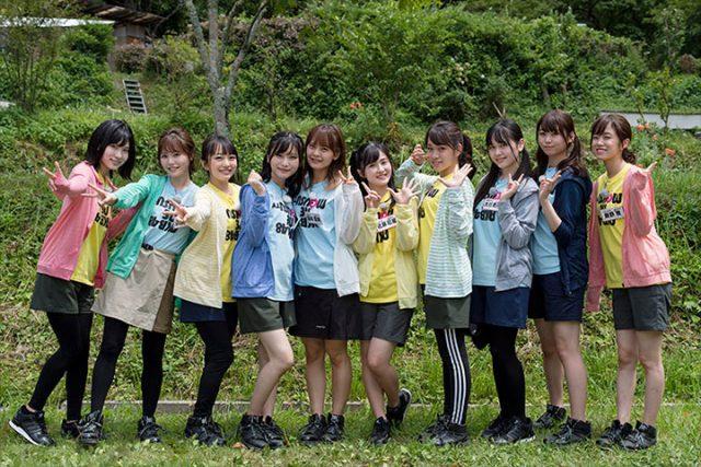 「AKB48 ネ申テレビ シーズン26」Vol.4:いちごちゃんずキャンプ 前編 [9/24 18:00~]