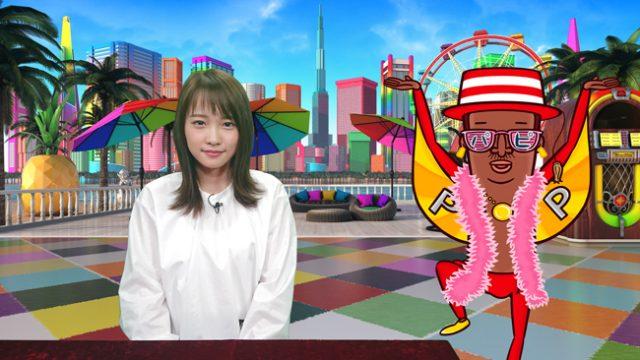 「ぱりぴTV」出演:川栄李奈 * 国技に挑戦!ぱりぴチャレンジ [9/27 24:45~]