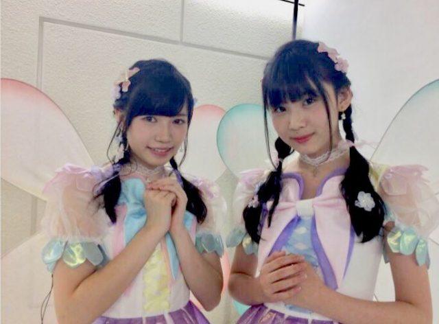 fairy w!nk デビューシングル 予約開始!HKT48荒巻美咲&運上弘菜じゃんけんユニット! [12/13発売]