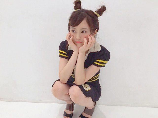 NMB48山本彩「smart 2017年11月号」オフショット 他