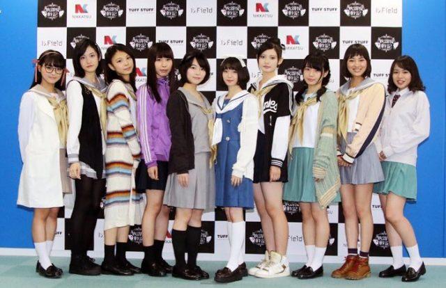NMB48市川美織初主演映画「放課後戦記」2018年春公開決定!