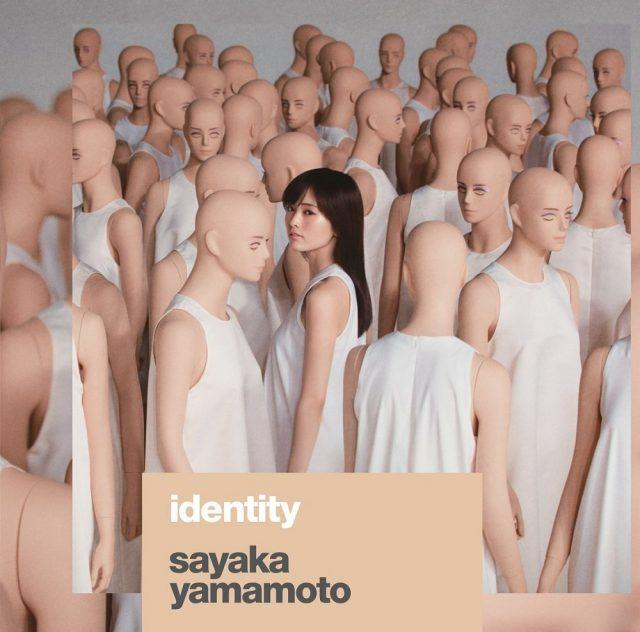 山本彩 2ndアルバム「identity」