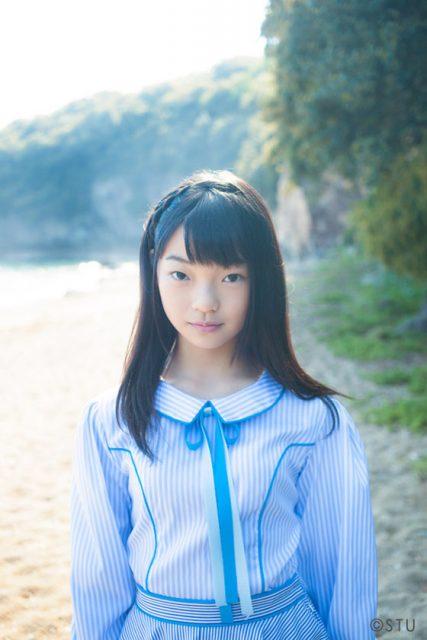 STU48森下舞羽、13歳の誕生日! [2004年10月4日生まれ]