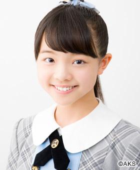 AKB48奥本陽菜、14歳の誕生日! [2001年10月9日生まれ]