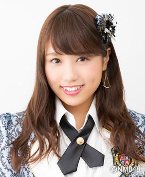 NMB48沖田彩華、22歳の誕生日! [1995年10月11日生まれ]