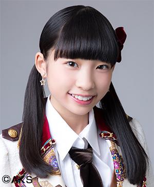 SKE48石黒友月、14歳の誕生日!  [2003年10月11日生まれ]