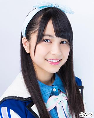 HKT48清水梨央、14歳の誕生日! [2003年10月11日生まれ]